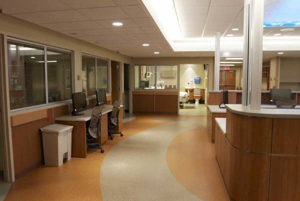 Mercyhealth - Intensive Care Unit Renovation